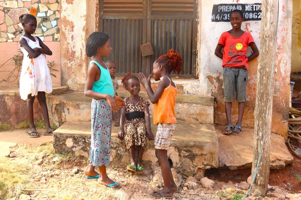 How Kids Play Nigeria