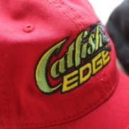 Catfish Edge Cap Red
