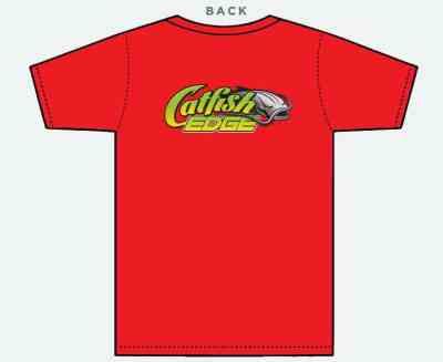 catfish edge shirt back
