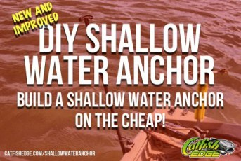 How To Build The DIY Shallow Water Anchor Pin