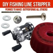 This DIY Fishing Line Stripping Tool Works Better Than All Others