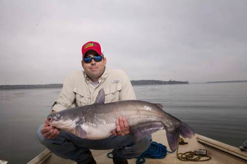 Chad Ferguson Pro Catfish Guide
