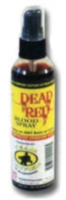 Dead Red Blood Spray