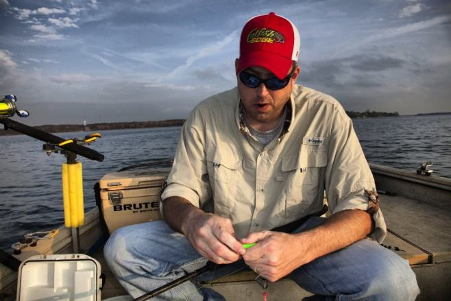 Four Simple Fishing Knots For Catfish