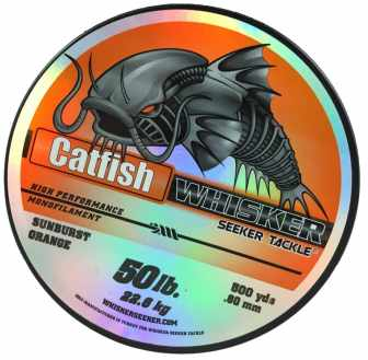 Whisker Seeker Catfish Fishing Line