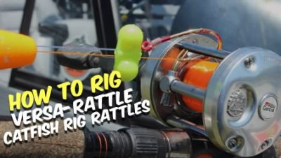 Catfish Versa-Rattle Rig Rattles