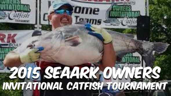 SeaArk Owners Catfish Tournament