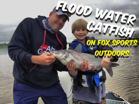 Flood Water Catfish Cover