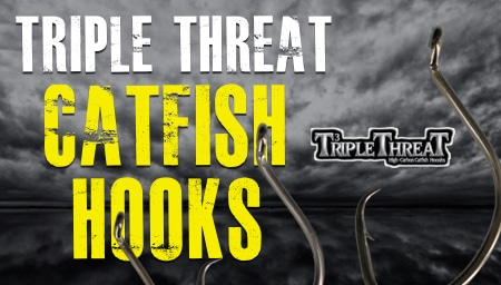 Triple Threat Catfish Hook