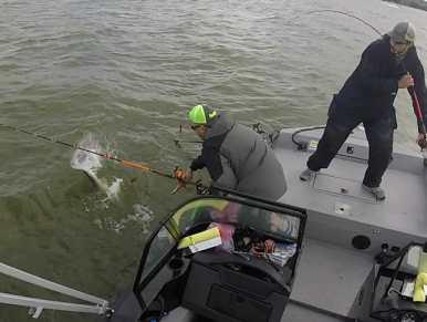 Drift Fishing For Big Catfish