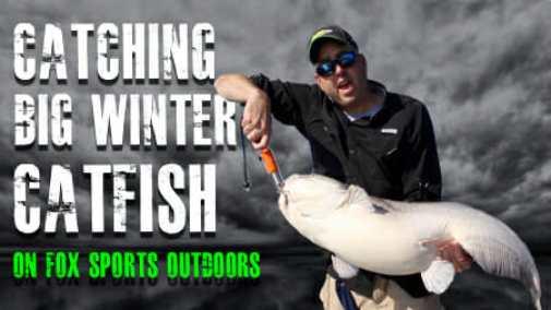 Catching Winter Catfish Fox Sports Outdoors