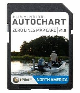 Humminbird Zero Lines SD