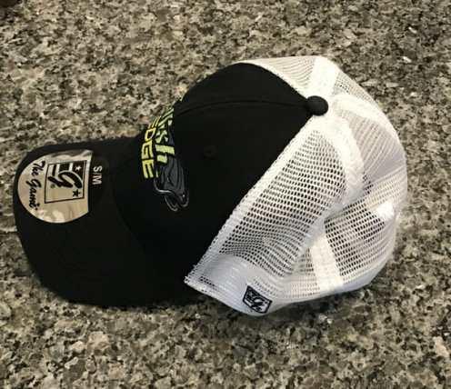 Catflex Hat Black Side
