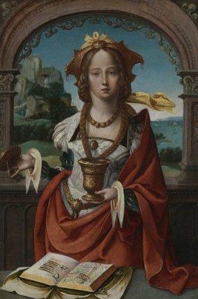 Maria Magdalena. national gallery