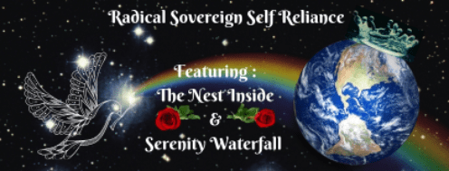 Radical Sovereign Self Reliance
