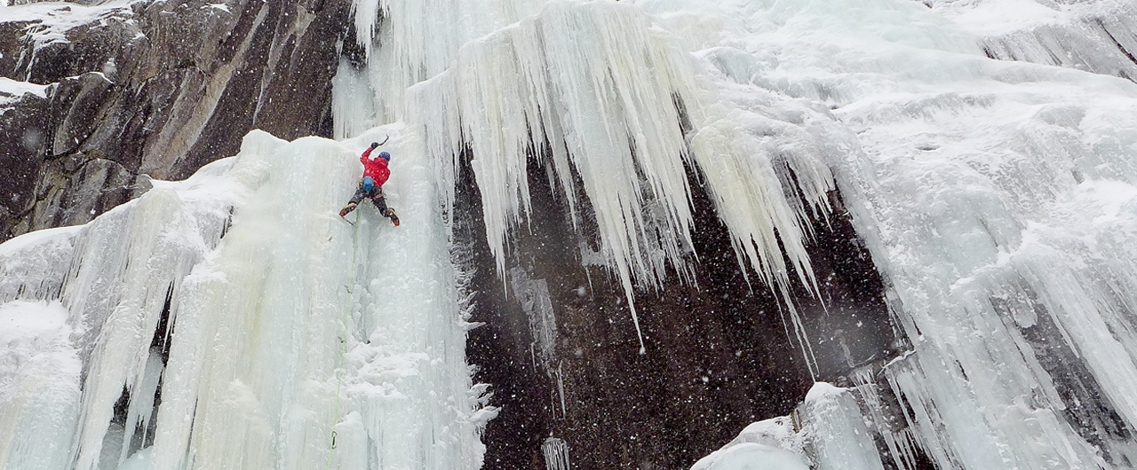 Advanced Ice Climbing