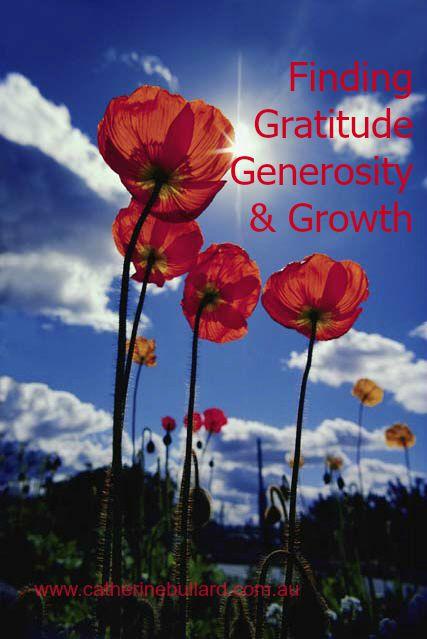 gratitude benefits