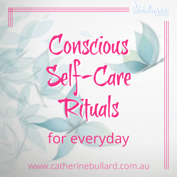 everyday self care rituals