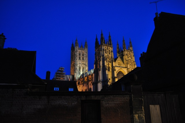 canterbury night