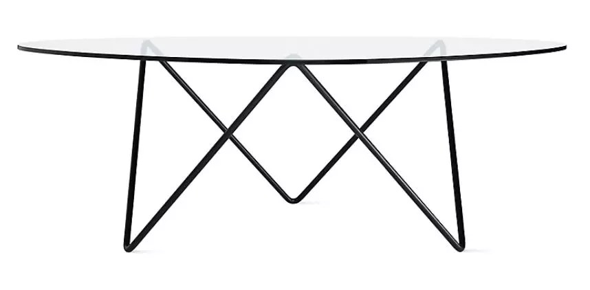 Design Within Reach Coffee Table - Catherine French Design