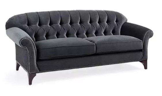 Arhaus Tufted Sofa - Catherine French Design