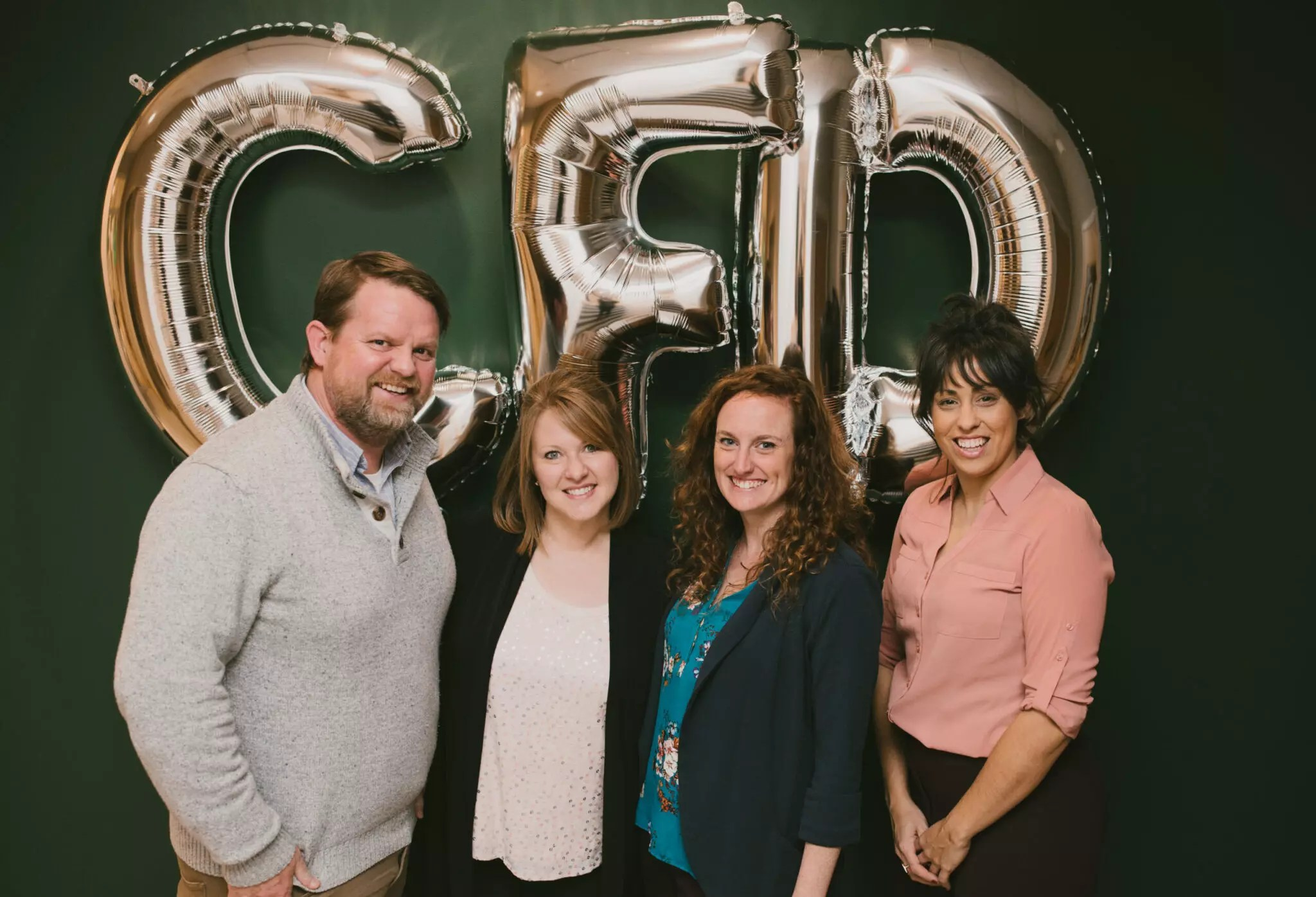 The Team at Catherine French Design