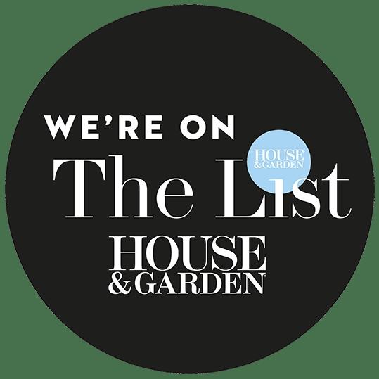 interior design-Featured on The List - House & Garden