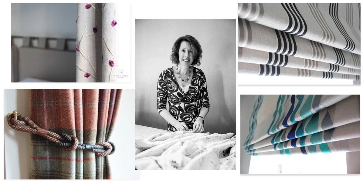 Interior Designer Curtain Maker Collage Fife Edinburgh Winter 2018