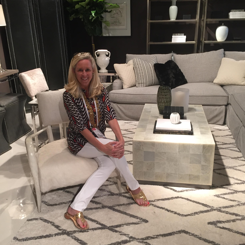 Modern Glamour With Bernhardt Furniture Catherine M