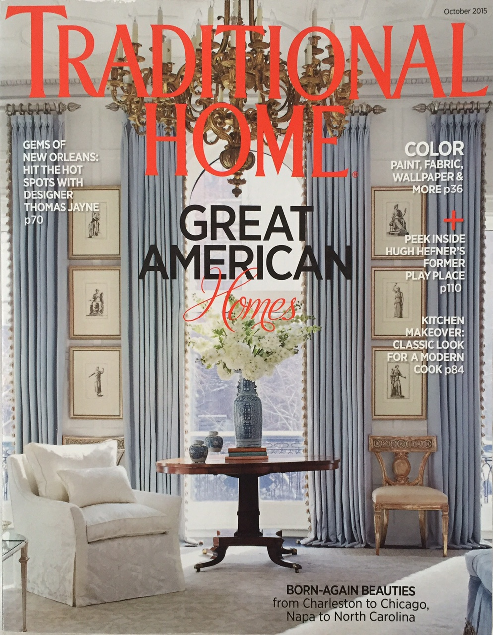 MARKET READY CATHERINE M AUSTIN INTERIOR DESIGN IN OCTOBER TRADITIONAL HOME