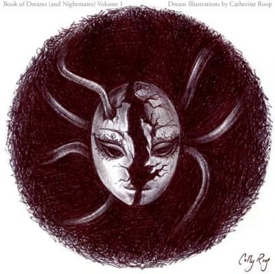 Masquerade Mask Brain