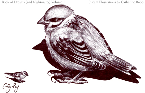 Oversize Sparrow