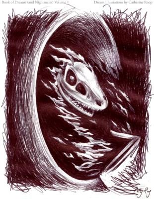 Velociraptor and Portal