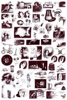 Dream Drawings Poster 1