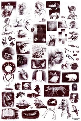 Dream Drawings Poster 2