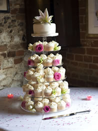 Wedding CupCakes Catherines Cakes Reading Berkshire