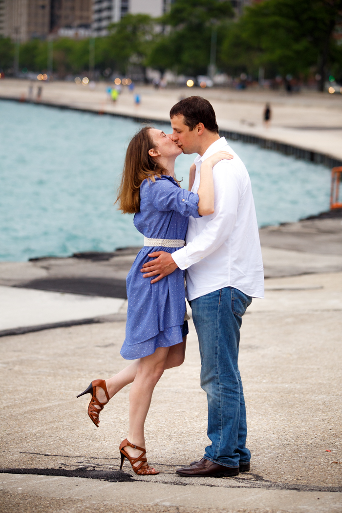 Chicago Engagements-Wisconsin Photography