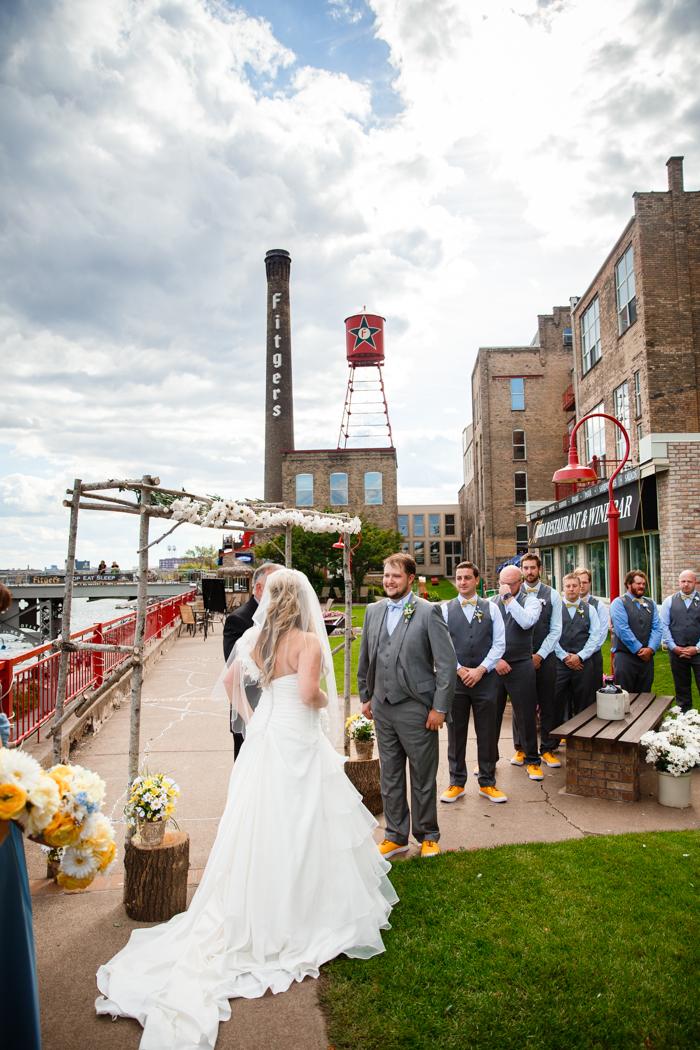 ryan and lisa fitgers wedding catherine winkelman