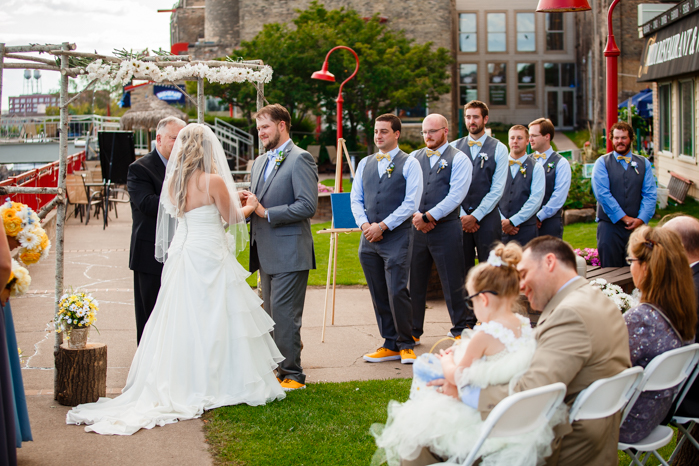 Fitger's Duluth MN Wedding-22