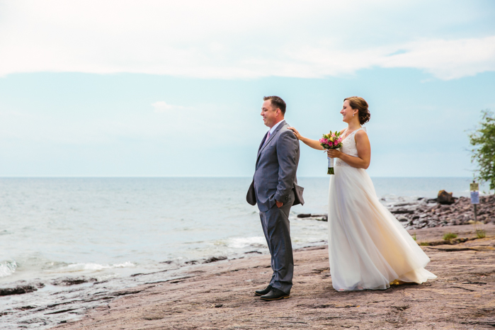 Milwaukee Wedding Photography_Lakeshore Ceremony (4)