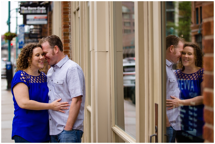 Milwaukee Engagement Photographer