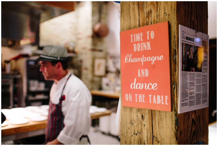 Wisconsin Wedding Photographer_Iron Horse Hotel_Chef's Table