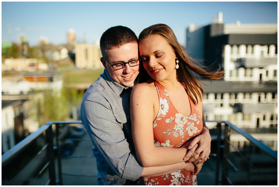 Miluwakee Engagement session