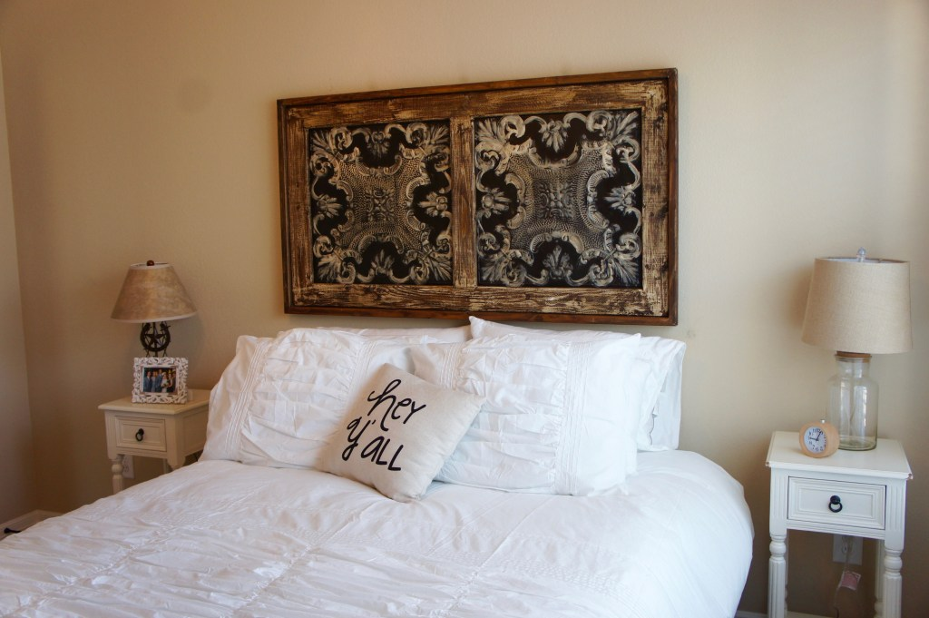 Guest Bedroom Decor - Country Theme