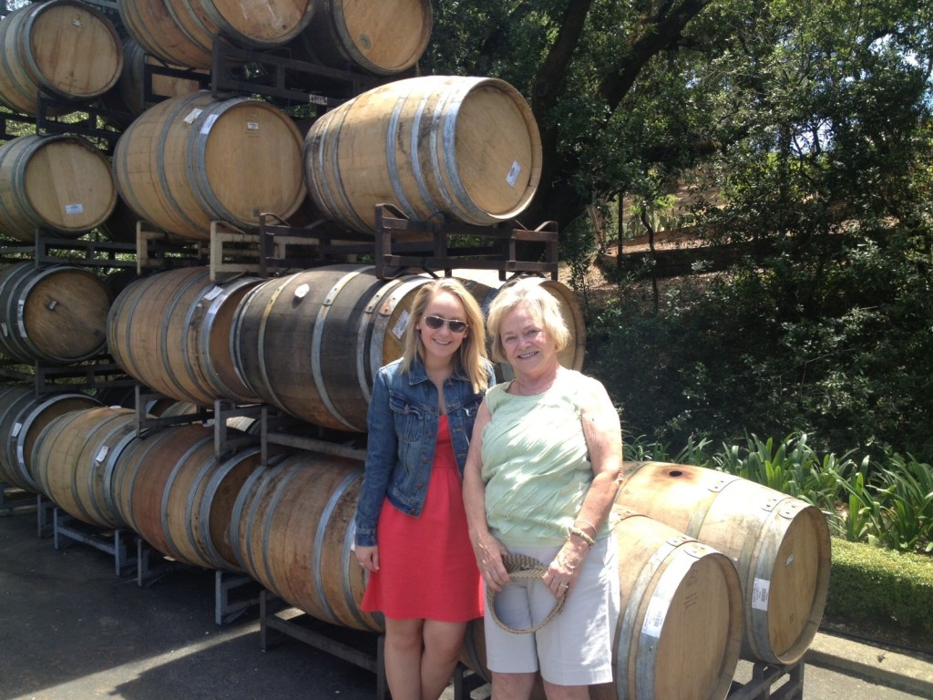 Wine Country Weekend - Alexander Valley Vineyard