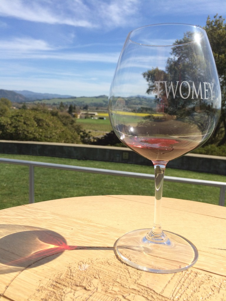TWOMEY Winery - 10 Wine Country Tips