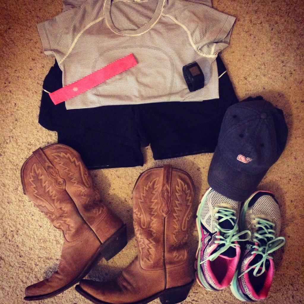 Packing for Nashville!
