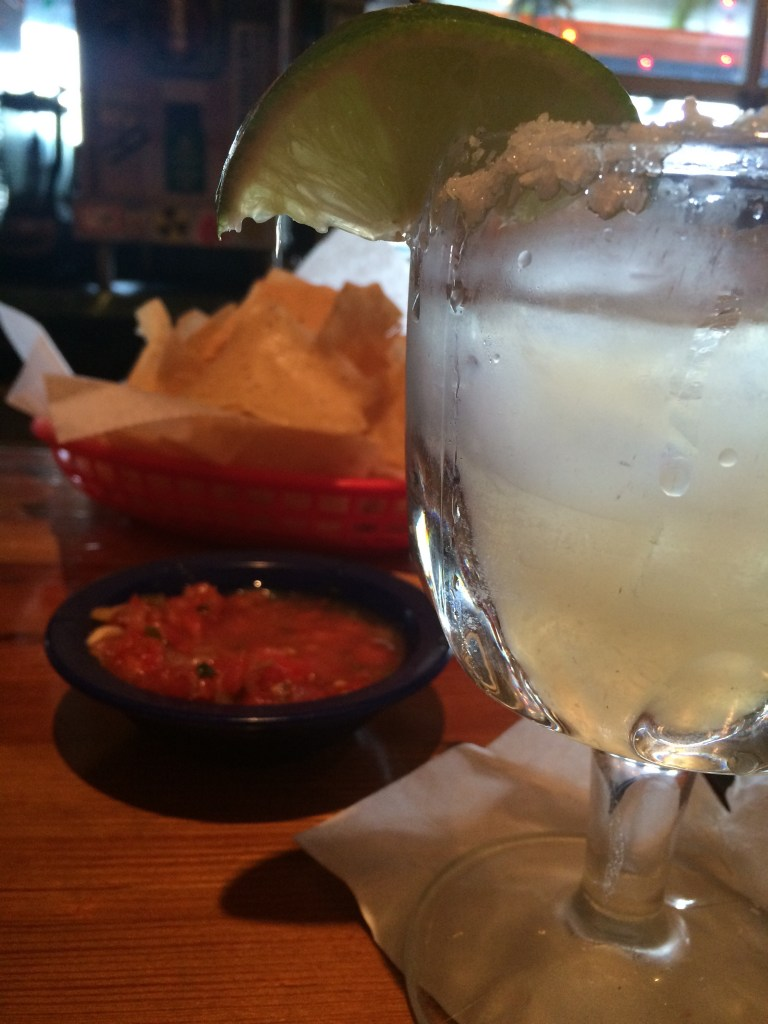 Post-Race Margaritas!