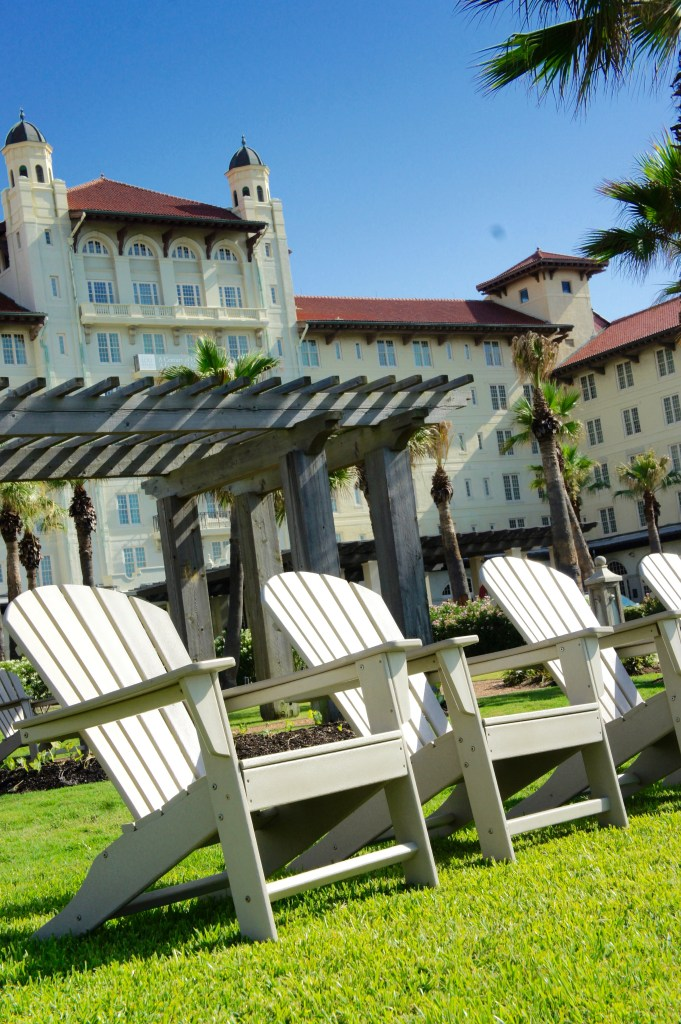 Hotel Galvez Resort and Spa - Galveston, TX #Galveston