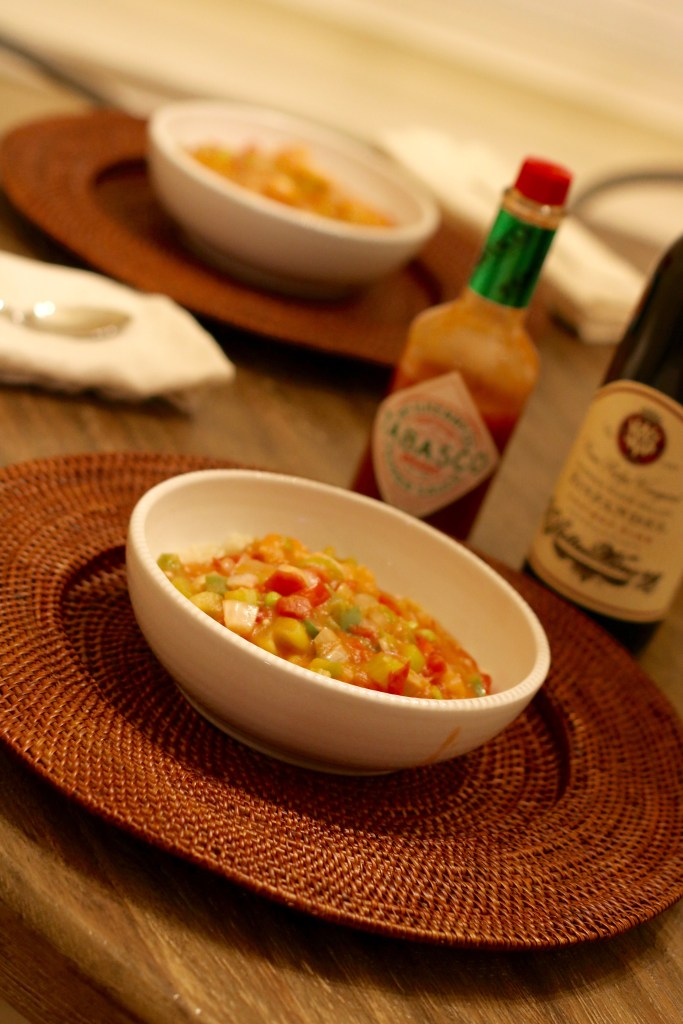 Simple Shrimp Creole